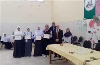 فريق الإنشاد الديني لفتيات معاهد البحر الأحمر يحصد المركز الثامن على مستوى الجمهورية | صور