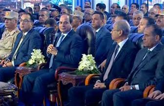 الرئيس السيسي: تطوير مصر الجديدة يخدم منطقة شرق القاهرة بأكملها