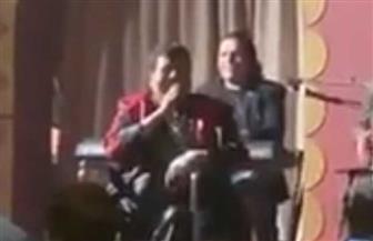 آخر ظهور للفنان شعبان عبد الرحيم على كرسي متحرك | فيديو