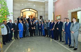 «وحدة القضاة» تعقد لقاءات جماهيرية للتعريف ببرنامجها الانتخابي | صور