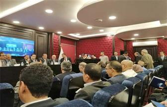 """بدء توافد رؤساء الأحزاب على """"مستقبل وطن"""" لحضور الجلسة الثانية لـ""""الحوار الوطني للأحزاب المصرية"""""""