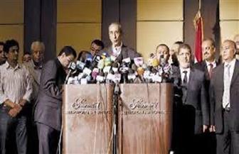 """""""صورة بألف كلمة"""".. البلشي لا يستطيع التنصل من مساندة الإخوان"""