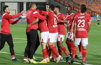 الأهلى يتأهل  لدور الـ 16 لكأس مصر بعد فوزه على بنى سويف 3-1