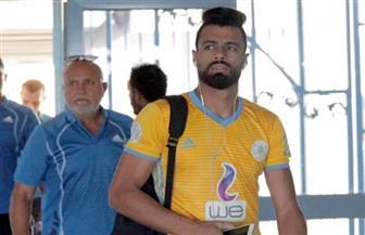 مدافع الدراويش يعود للملاعب عقب مواجهة طنطا بالدوري الممتاز