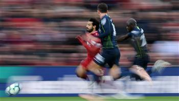 هدف محمد صلاح الأفضل في ليفربول بالدوري خلال 2019