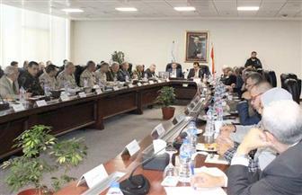 وزيرالتعليم العالي يترأس اجتماع اللجنة العليا للمشروعات القومية | صور