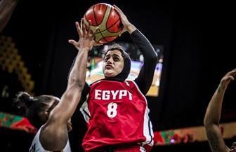 المصرية ثريا محمد ضمن أفضل 10 لاعبات كرة سلة في العالم