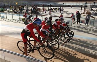 ختام فعاليات بطولة الجمهورية لدراجات المضمار