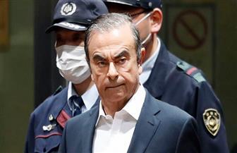 عملاق صناعة السيارات كارلوس غصن يؤكد هروبه من اليابان إلى لبنان