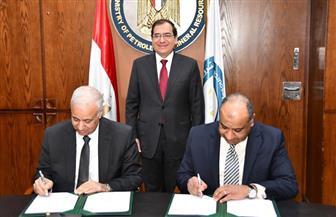 بروتوكول تعاون بين إنبى وجامعة الإسكندرية في مجال التدريب والبحث العلمي والاستشارات الفنية