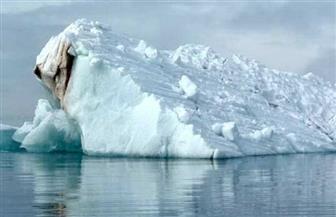 الطوف الجليدي الصيفي في ثاني أدنى مستوياته على الإطلاق