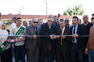 """افتتاح مدرسة للتعليم الثانوي بـ""""الحجازية"""" بتكلفة 4 ملايين بالشرقية   صور"""