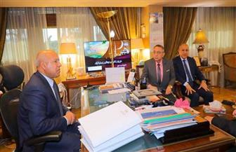 اللواء شعبان محمد عبدالسلام علي رئيسا للهيئة العامة للنقل النهري