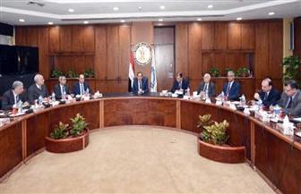 وزير البترول يعقد اجتماعا مع القيادات لاستعراض أولويات العمل في 2020