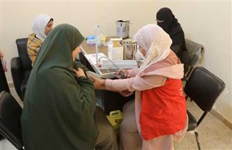 محافظ شمال سيناء: الكشف على أكثر من 16 ألف سيدة في مبادرة دعم صحة المرأة | صور