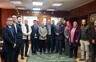 """""""المصرية لنقل الكهرباء"""" توقع عقدا لإنشاء محطة محولات ملاحة منيسي"""