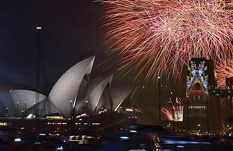 نيوزيلندا وأستراليا تستقبلان العام الميلادي الجديد