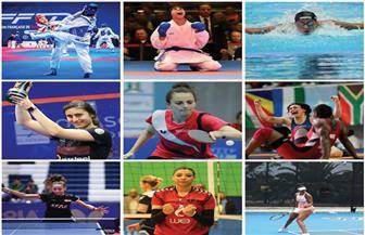نجمات الرياضة المصرية يواصلن التألق العالمي في حصاد 2019