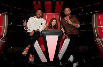 عاصي الحلاني وحماقي ينضمان إلى نانسي عجرم في «the Voice Kids» | صور