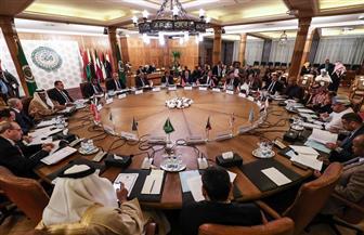 الاجتماع الطارئ للجامعة العربية يرفض كافة أنواع التدخل الخارجى فى الأزمة الليبية | بيان ختامى