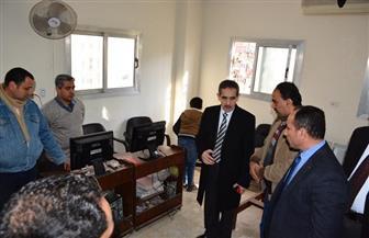 محافظ الغربية يستبعد رئيس الوحدة المحلية بالشين ومدير المركز التكنولوجي بمجلس مدينة قطور | صور