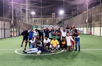 «الشباب والرياضة» تنظم مباراة لمتطوعي الاتحاد الإفريقي