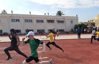 ذوو الهمم بجامعة طنطا يحصدون 16 ميدالية في بطولة الجامعات | صور