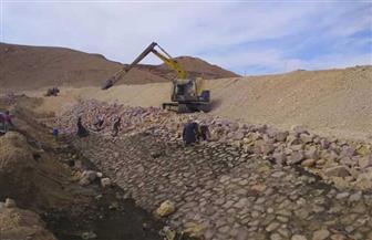 232 مليون جنيه قيمة مشروعات لحماية جنوب سيناء ومطروح من أخطار السيول