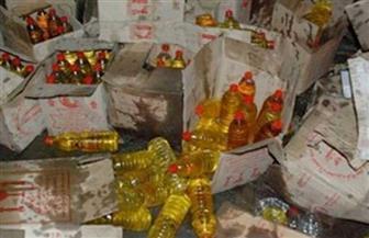 ضبط طن ونصف زيت طعام فاسد في الإسكندرية
