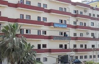 إصابة 22 طالبة بصعوبة في التنفس بشربين بالدقهلية
