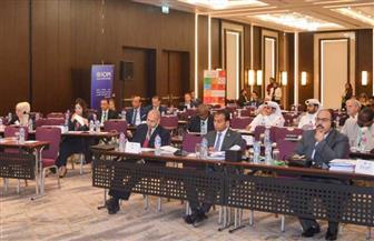 وزارة الهجرة تشارك في المؤتمر الإقليمي بشأن الاتفاق العالمي من أجل الهجرة الآمنة |صور