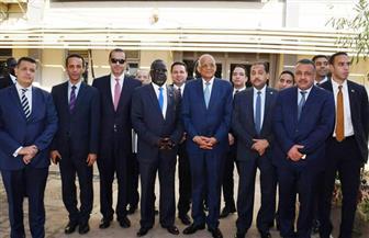 عبدالعال يلتقي وزير الصحة بجنوب السودان.. ويؤكد: لم نأت في مجرد زيارة إنما لتقديم دعم حقيقي|صور