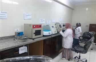 بدء التشغيل التجريبي لمستشفى جامعة الفيوم التخصصي لطب الأطفال| صور