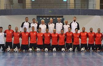 منتخب كرة الصالات يفوز على السعودية بستة أهداف مقابل هدفين
