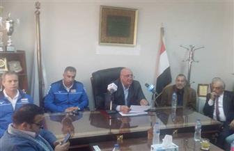 رئيس اتحاد الطائرة: منتخب مصر قادر على التأهل لأوليمبياد طوكيو | صور