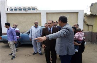 محافظ كفر الشيخ يتفقد حركة المرور بكوبرى القنطرة| صور