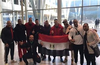 منتخب مصر لأساتذة كمال الأجسام يطير إلى إسبانيا للمشاركة في بطولة العالم