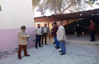 مرسى مطروح: استرداد مبنى ملك للمحافظة وقطعة أرض ملحقة بالكورنيش | صور