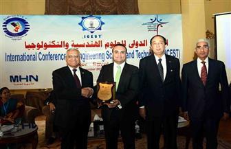 انطلاق فعاليات المؤتمر الدولي للعلوم الهندسية والتكنولوجيا بالأقصر | صور
