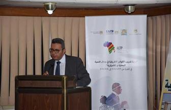 ممثل الوكالة المصرية للشراكة من أجل التنمية: هناك مزيد من التعاون والشراكة مع الدول الإفريقية