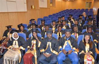 """في ختام البرنامج التدريبي.. """"التنمية المحلية"""" تسلم شهادات التخرج للكوادر الإفريقية"""