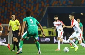 """الزمالك يكسر مسلسل هزائمه بفوز على الشرقية بـ""""ثلاثية"""" في كأس مصر"""