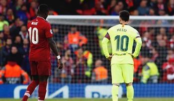 ميسي يكشف سبب اختياره لساديو ماني كأفضل لاعب في العالم