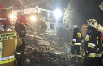 مقتل 4 بانفجار في بولندا