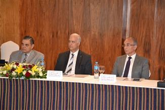 انطلاق أعمال الاجتماع الثالث لمجلس أمناء الشبكة القومية لأبحاث السرطان بجامعة الإسكندرية |صور