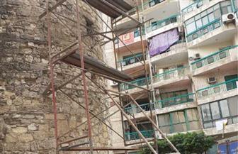 """""""آثار الإسكندرية"""": الانتهاء من ترميم 75% من طاحونة المندرة الأثرية"""
