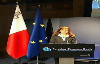 سفيرة مصر بمالطا تشارك في الاحتفال بمرور 20 عاما على اعتماد قرار مجلس الأمن المعني بالمرأة والسلم والأمن| صور