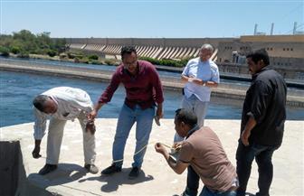 الري: 155 مليون جنيه تكلفة أعمال تطوير ورفع كفاءة السد العالي وخزان أسوان في 5 أشهر| صور