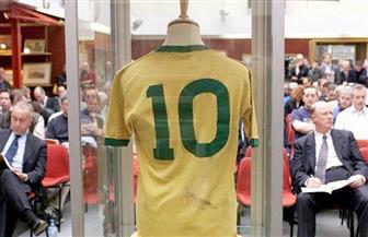 بيع قميص لبيليه بـ30 ألف يورو في مزاد