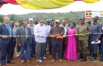 """""""الزراعة"""" تفتتح المزرعة المشتركة مع أوغندا"""